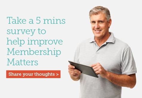 Membership Matters Mini Survey