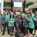 OneWalk for cancer research: Joining together makes a big impact
